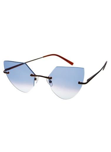 Elia Sunglasses Güneş Gözlüğü Mavi